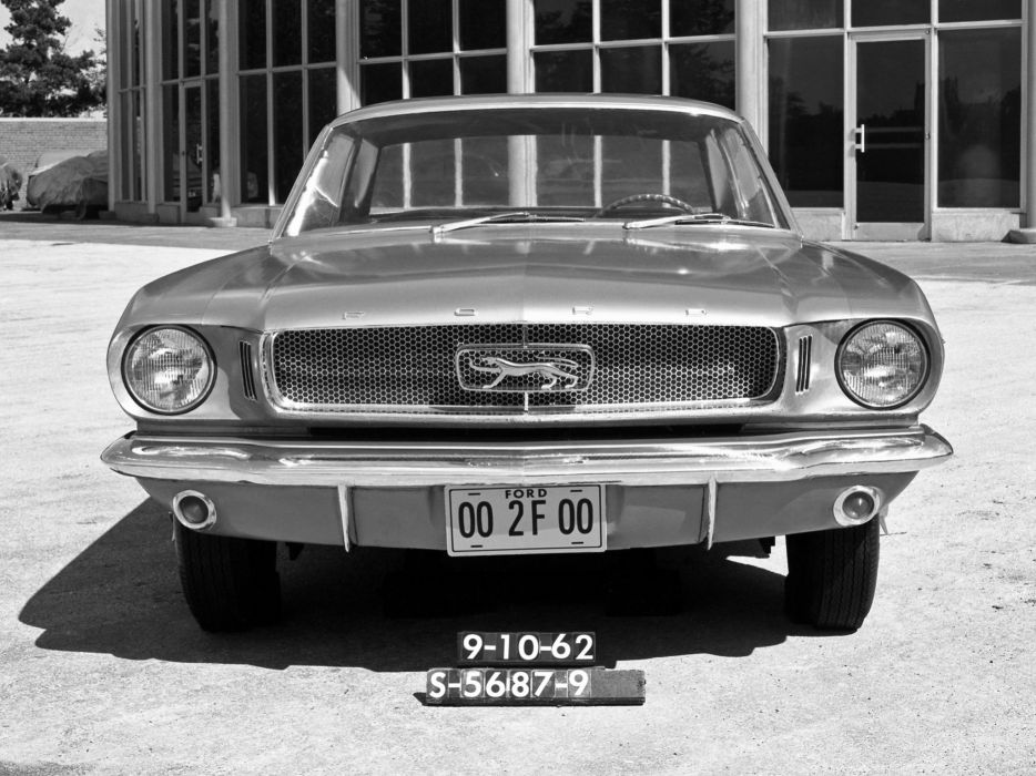 1962 Ford Mustang Cougar Proposal muscle classic   g wallpaper