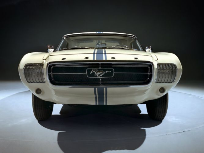 1963 Ford Mustang Concept I-I Proposal muscle classic f wallpaper