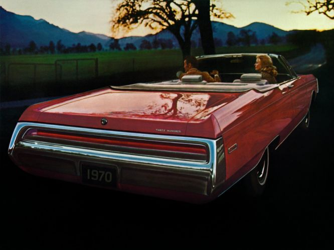 1970 Chrysler 300 Convertible (CM27) classic f wallpaper