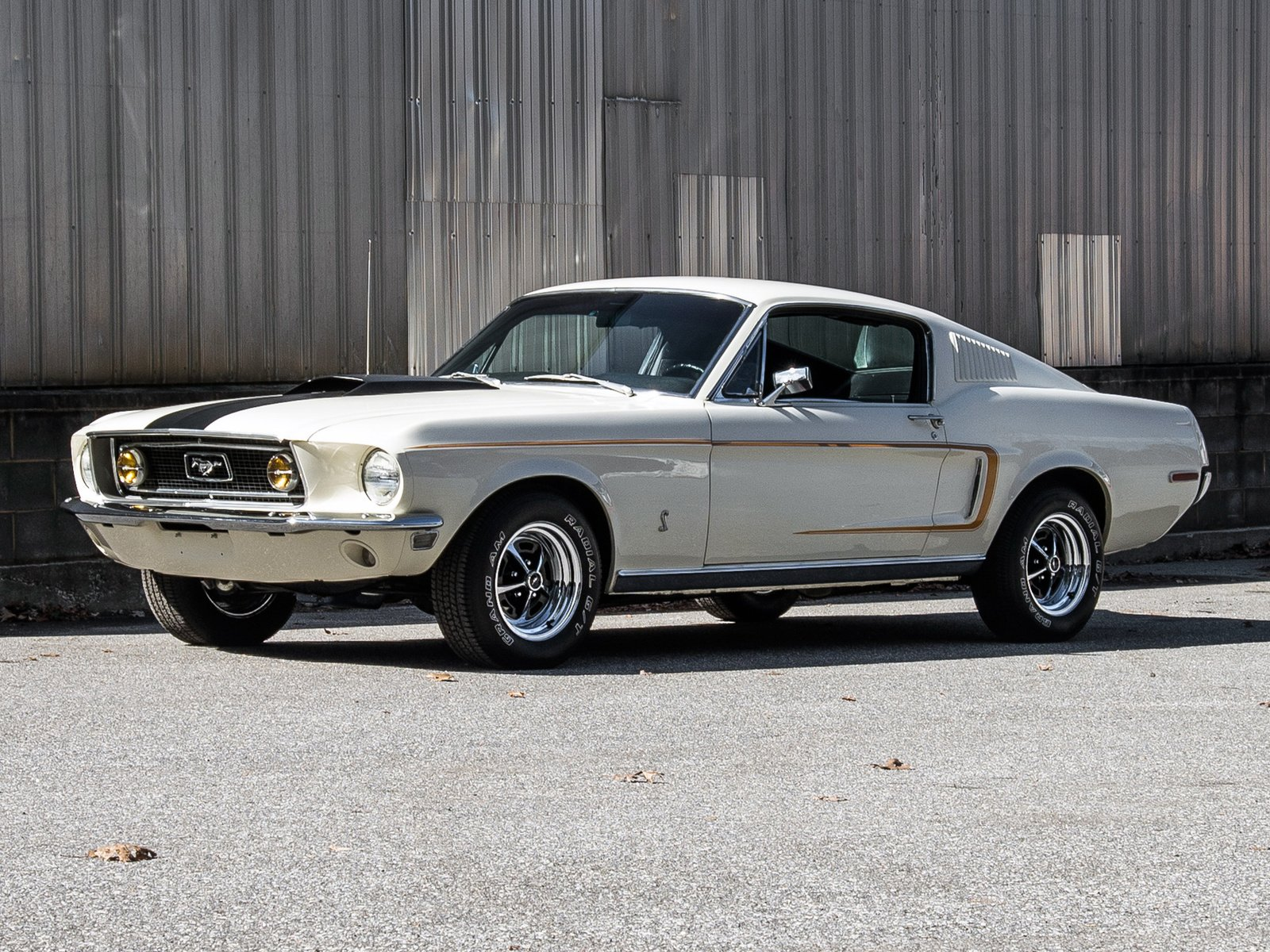 1968 ford mustang g t 428 cobra jet fastback muscle classic hf wallpaper 1600x1200 305299 wallpaperup