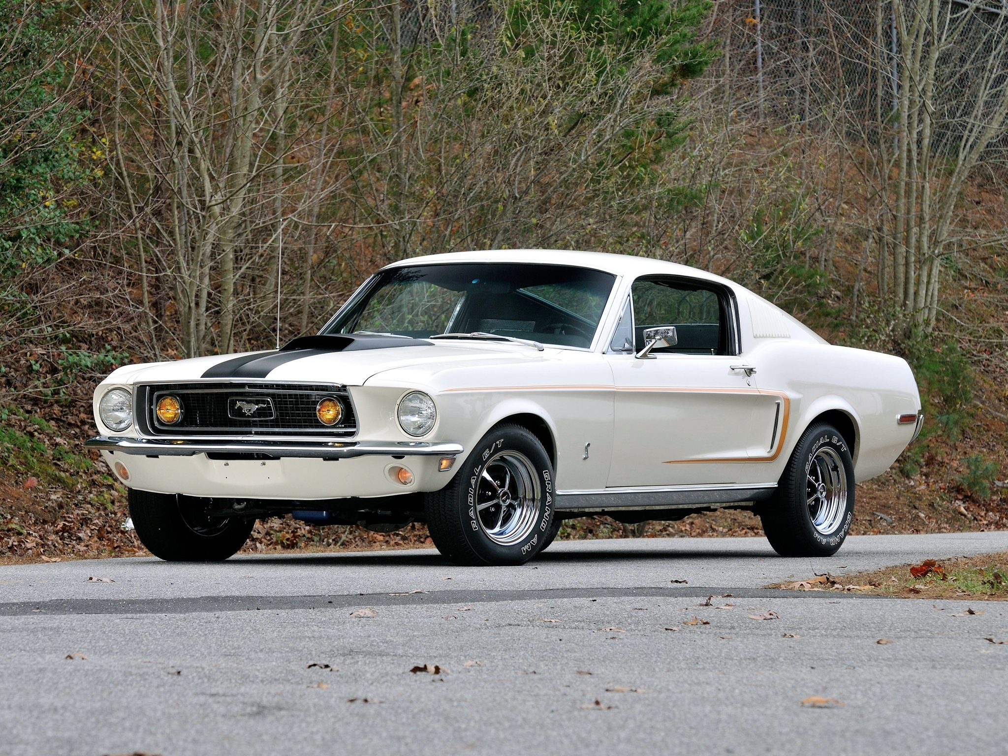 1968 ford mustang g t 428 cobra jet fastback muscle classic g wallpaper 2048x1536 305301 wallpaperup