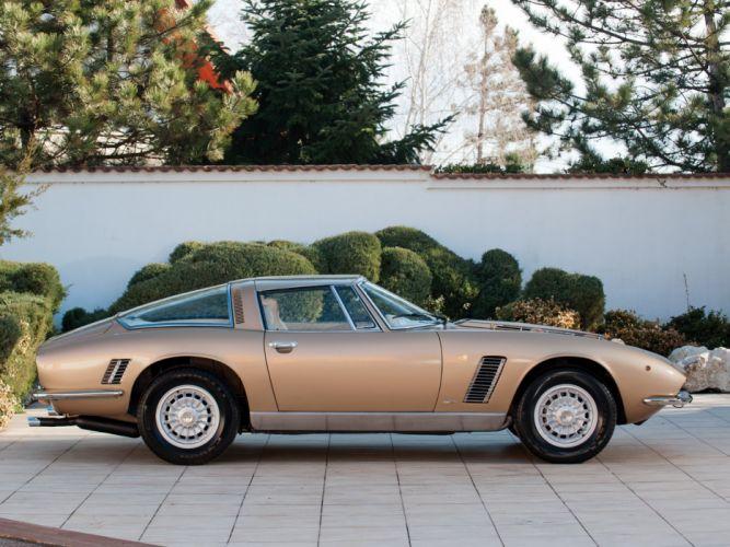 1972-74 Iso Grifo IR8 supercar classic r wallpaper