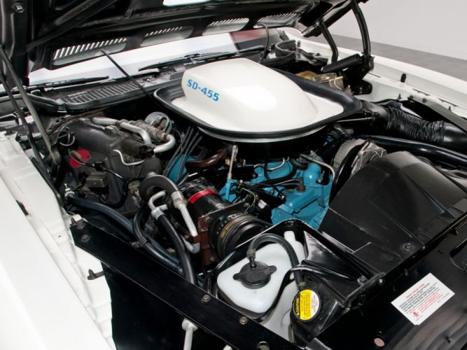 1973 Pontiac Firebird Trans-Am SD-455 muscle classics trans 455 engine g wallpaper