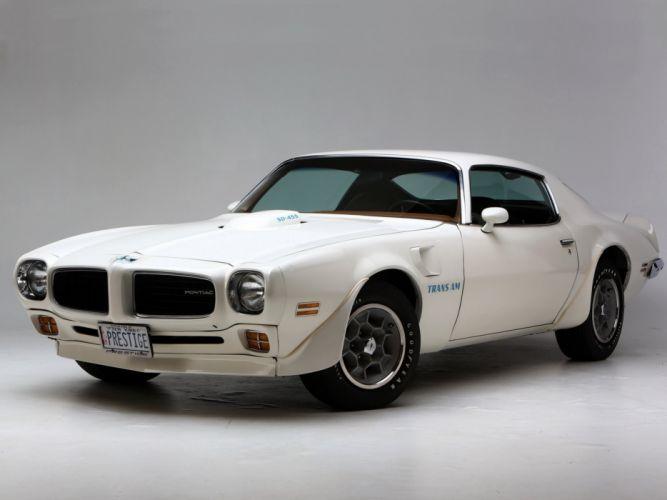 1973 Pontiac Firebird Trans-Am SD-455 muscle classics trans 455 g wallpaper