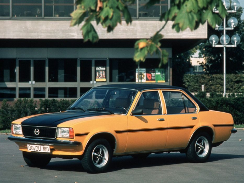 1975-81 Opel Ascona S-R   g wallpaper