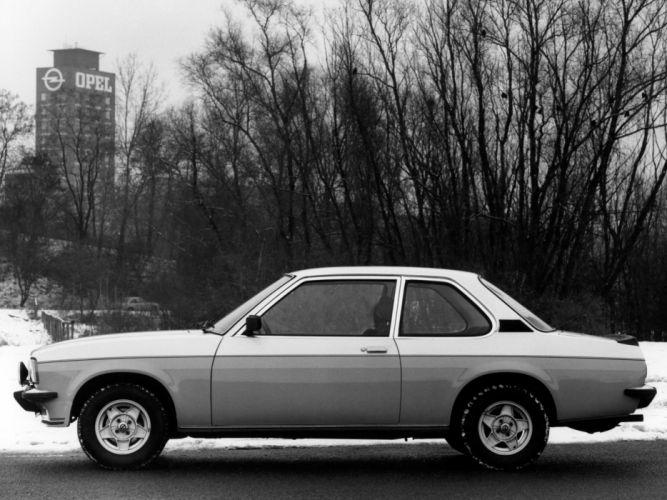 1979-81 Opel Ascona i2000 f wallpaper