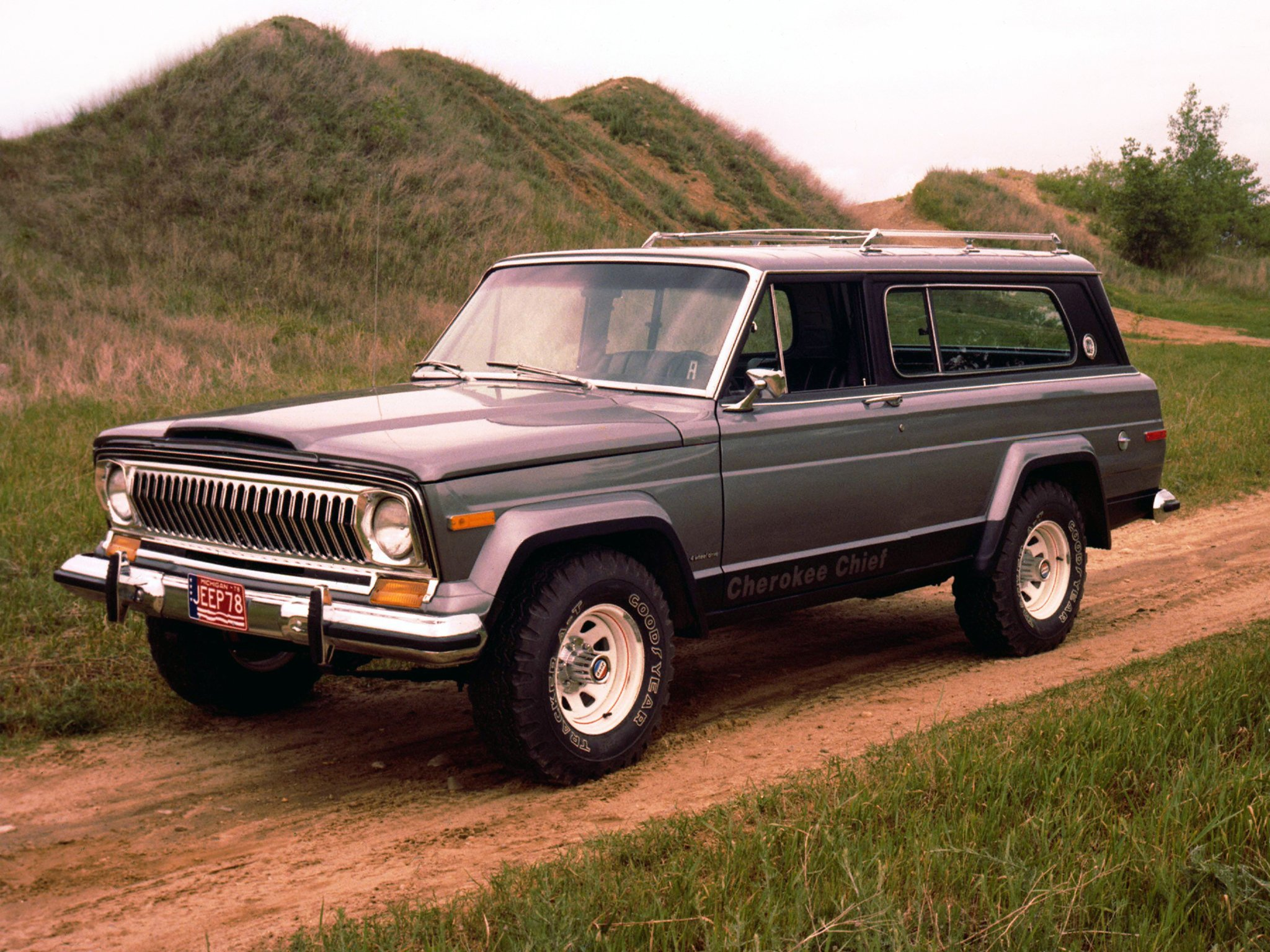 1976 78 jeep cherokee chief s j 4x4 suv stationwagon g for J and s motors