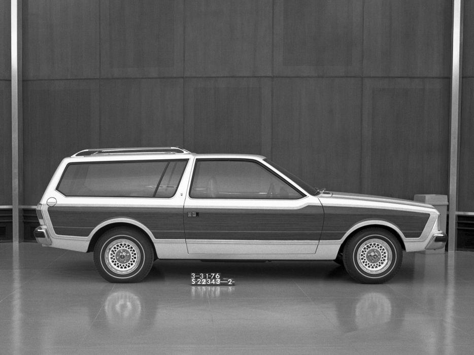 1976 Ford Mustang StationWagon Concept       g wallpaper