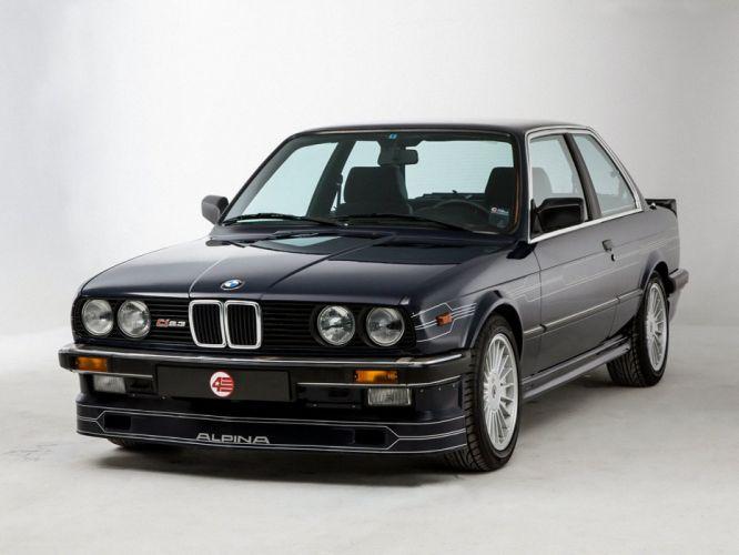 1983 Alpina Bmw E30 320i Fd Wallpaper 1600x1200 305332