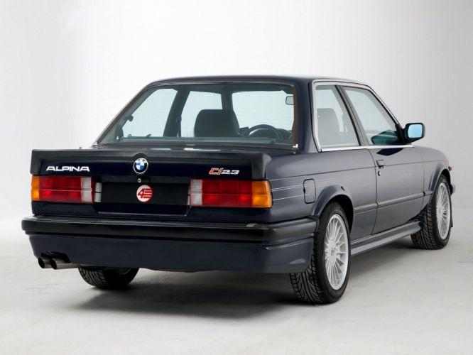 1983 Alpina BMW E30 320i f wallpaper