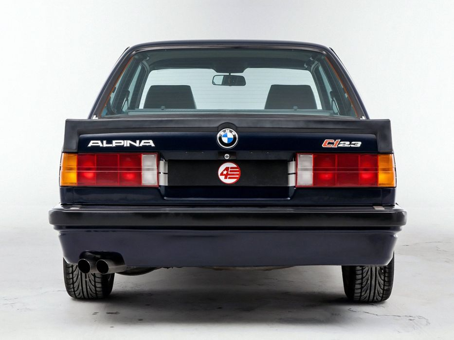 1983 Alpina BMW E30 320i   f wallpaper