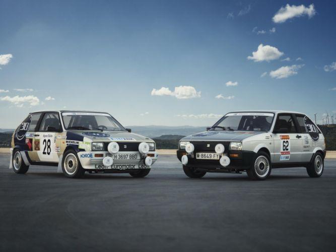1984-93 Seat Ibiza race racing g wallpaper