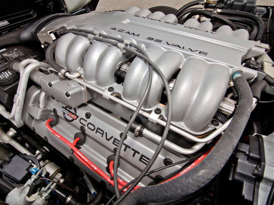 1990 Chevrolet Corvette ZR1 Coupe (C-4) supercar muscle engine   g wallpaper