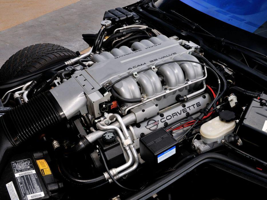 1991-95 Chevrolet Corvette ZR1 Coupe (C-4) supercar muscle engine   g wallpaper