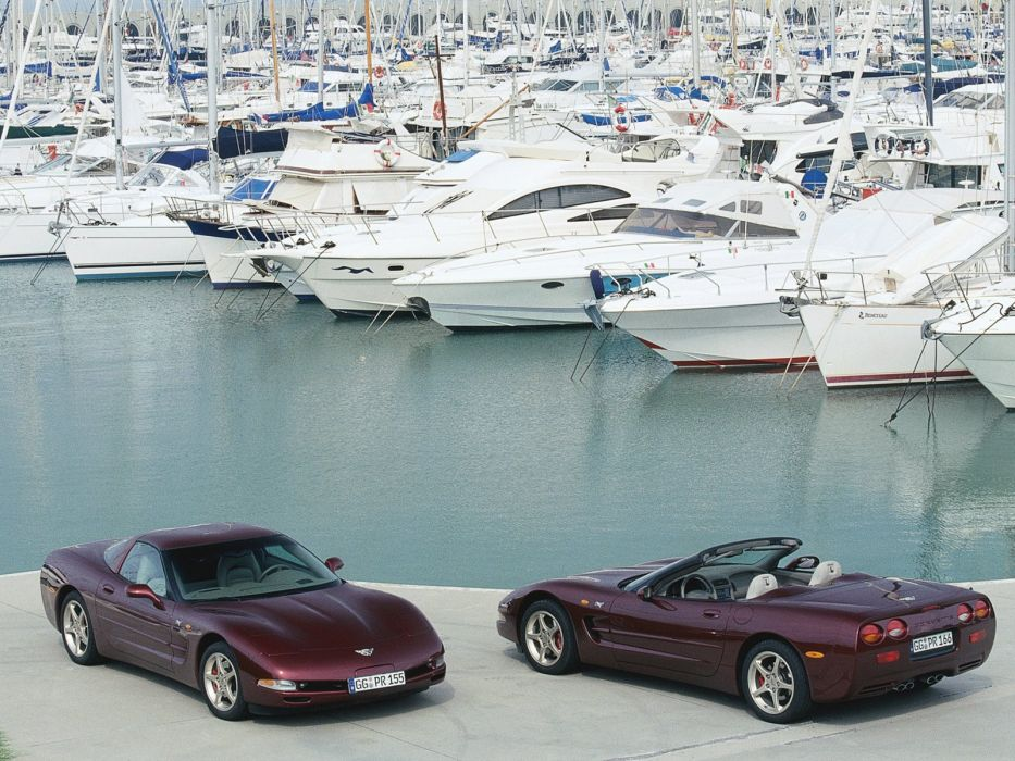 1997-04 Chevrolet Corvette C-5 supercar muscle      g wallpaper