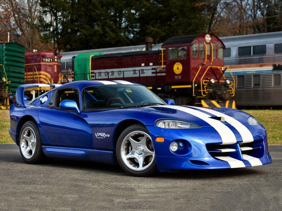 1997 Hennessey Venom 600 GTS supecar dodge viper muscle     g wallpaper