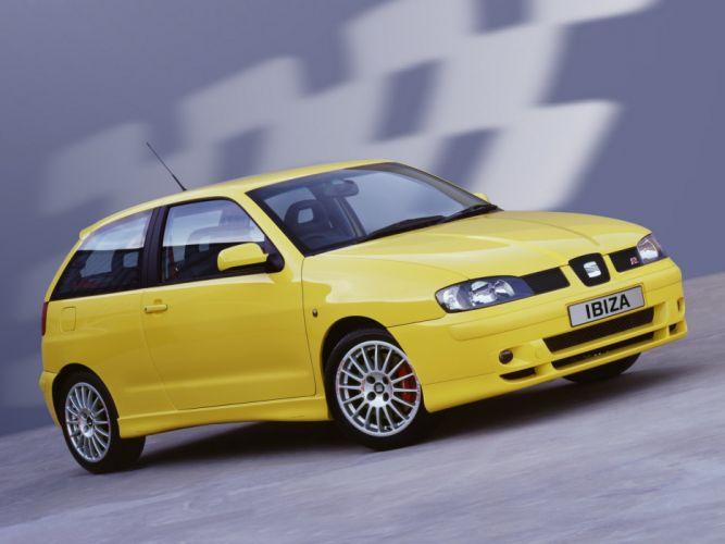 2001 Seat Ibiza Cupra R g wallpaper