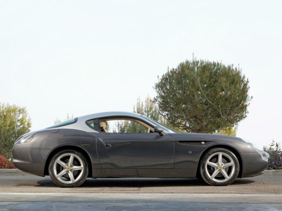 2006 Ferrari 575 GTZ supercar  r wallpaper