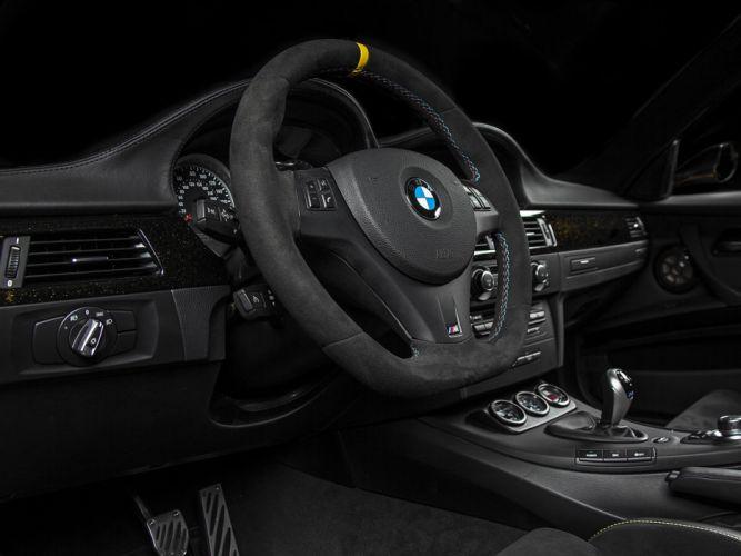 2013 IND BMW M-3 Sedan Dakar Yellow (E90) tuning interior g wallpaper
