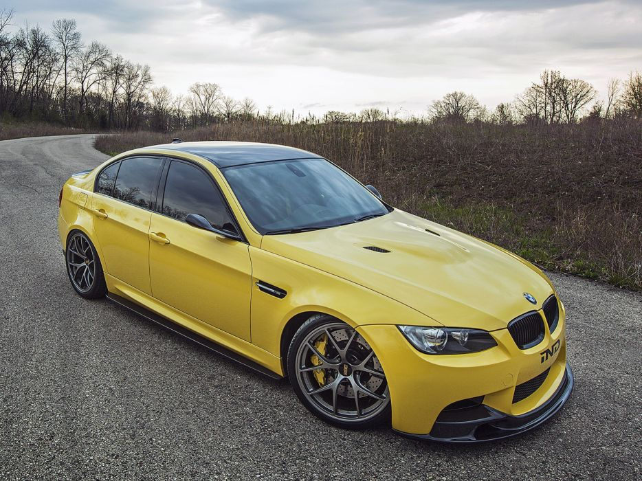 2013 ind bmw m 3 sedan dakar yellow e90 tuning h. Black Bedroom Furniture Sets. Home Design Ideas