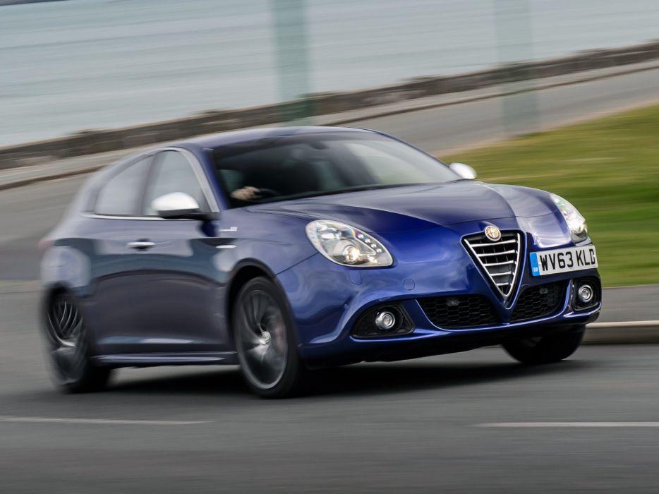 2014 Alfa Romeo Giulietta Sportiva UK-spec (940)  h wallpaper