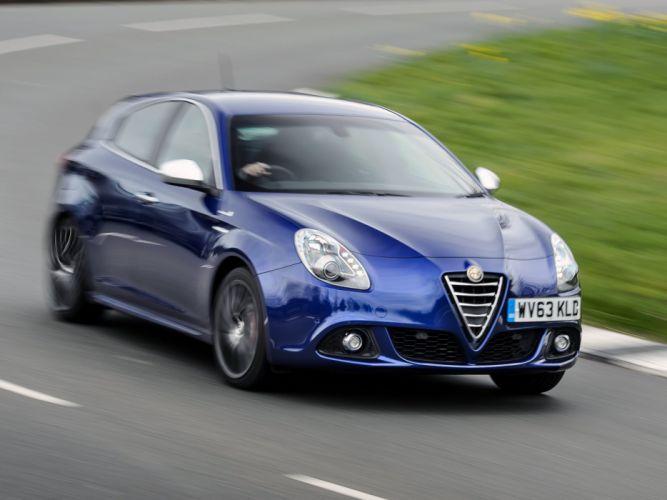 2014 Alfa Romeo Giulietta Sportiva UK-spec (940) e wallpaper