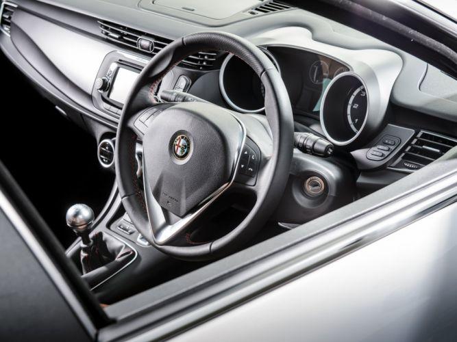 2014 Alfa Romeo Giulietta UK-spec (940) interior g wallpaper
