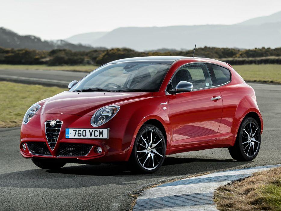 2014 Alfa Romeo MiTo Sportiva UK-spec 955 t wallpaper