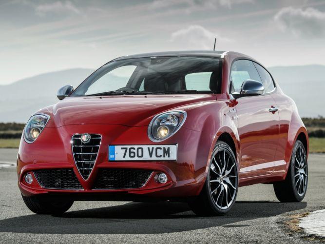 2014 Alfa Romeo MiTo Sportiva UK-spec 955 gd wallpaper