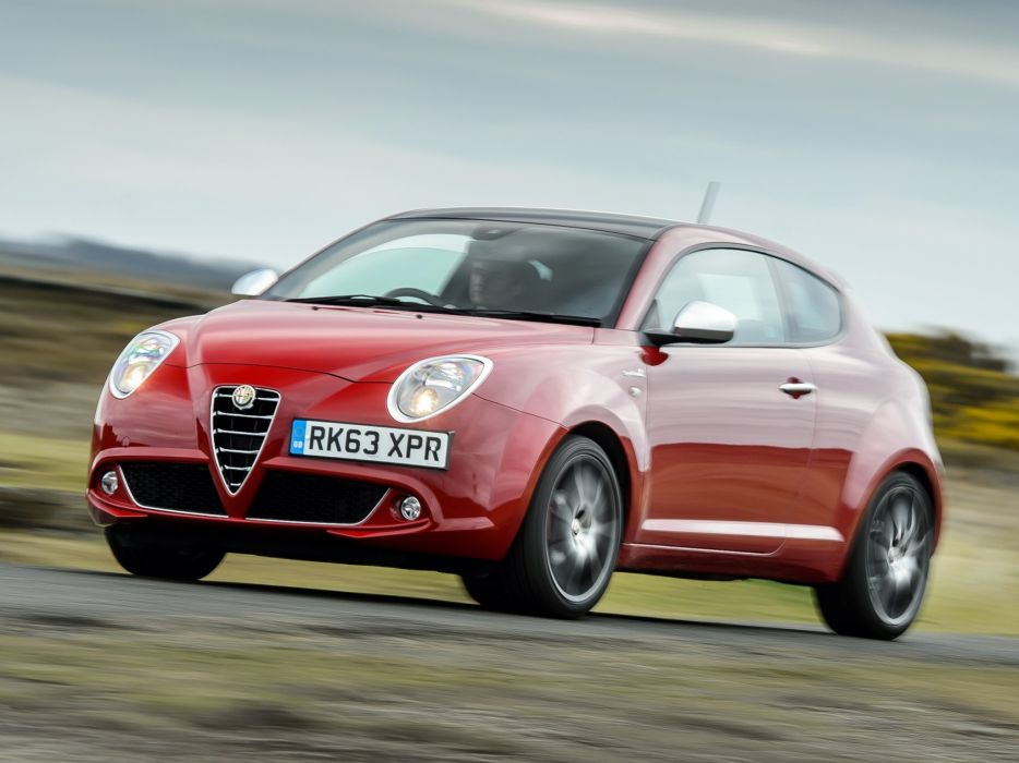 2014 Alfa Romeo MiTo Sportiva UK-spec 955 gb wallpaper