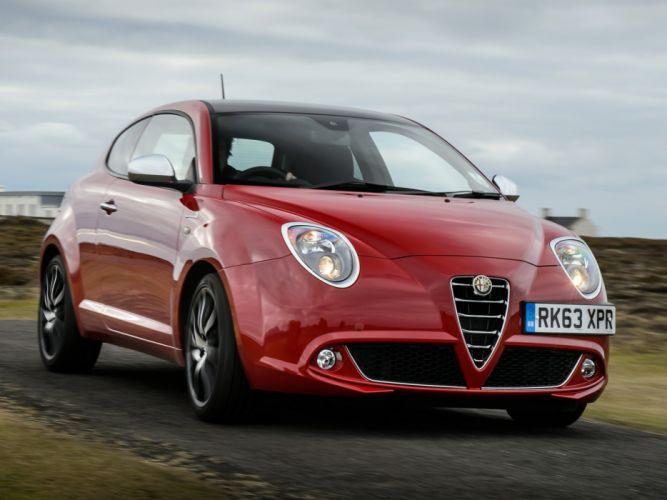 2014 Alfa Romeo MiTo Sportiva UK-spec 955 4 wallpaper