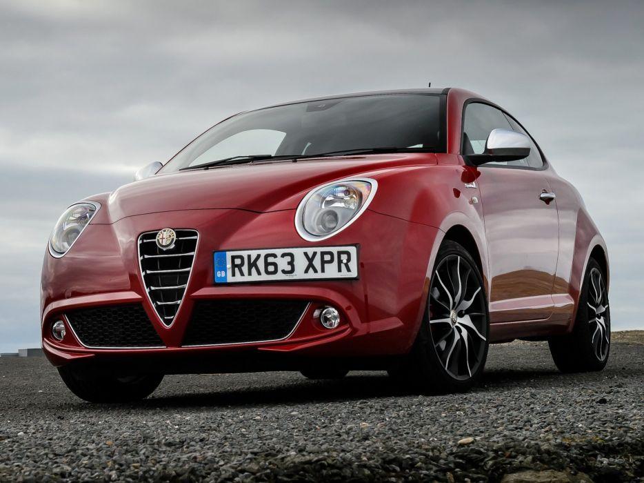 2014 Alfa Romeo MiTo Sportiva UK-spec 955  te wallpaper