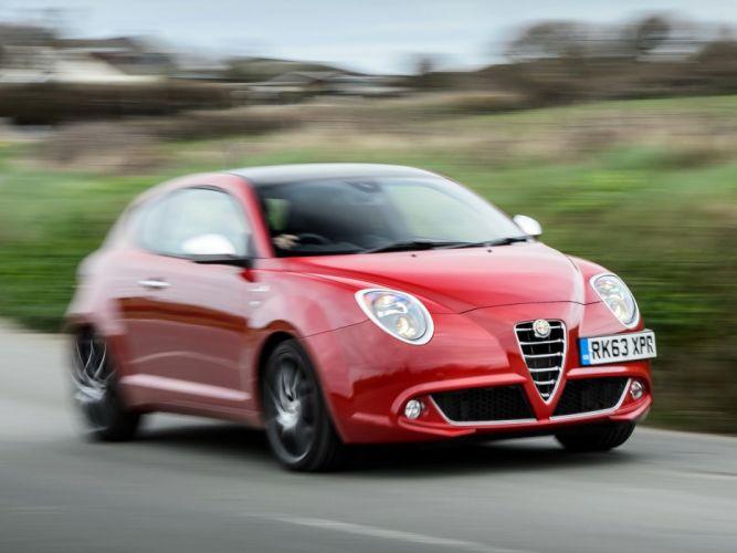 2014 Alfa Romeo MiTo Sportiva UK-spec 955 r wallpaper