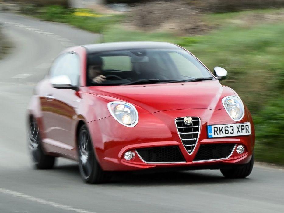 2014 Alfa Romeo MiTo Sportiva UK-spec 955   tt wallpaper