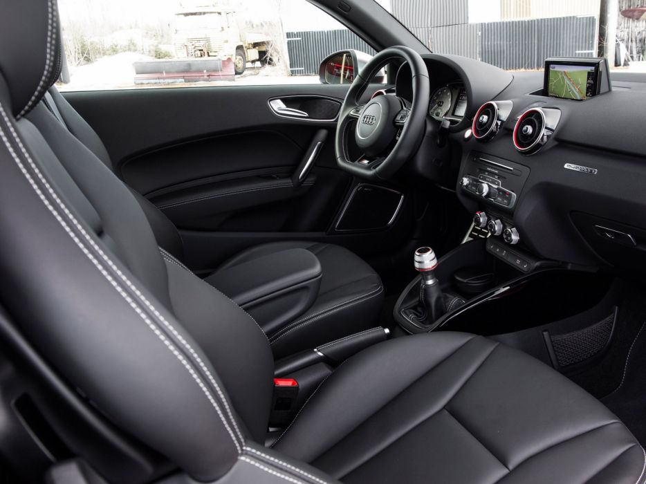 2014 Audi S-1 Quattro interior     r wallpaper