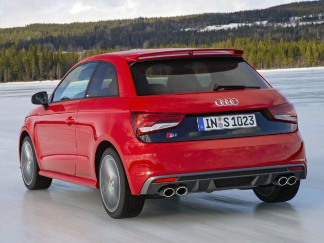 2014 Audi S-1 Quattro f wallpaper
