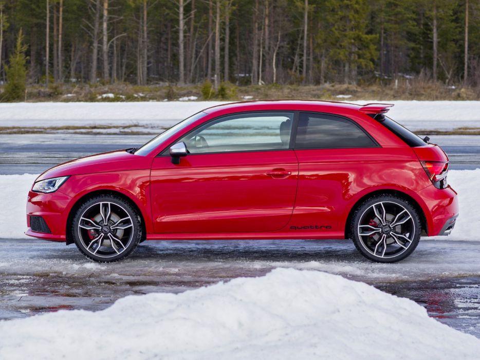 2014 Audi S-1 Quattro  re wallpaper