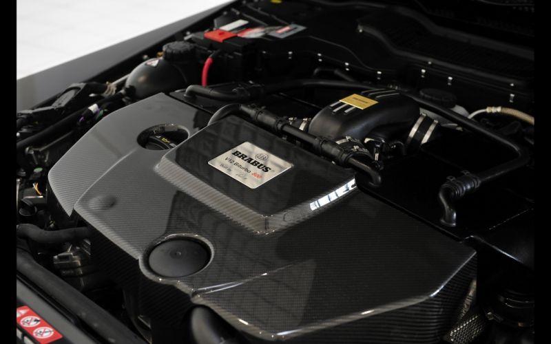 2014 Brabus Mercedes Benz G65 800 iBusiness suv tuning engine t wallpaper
