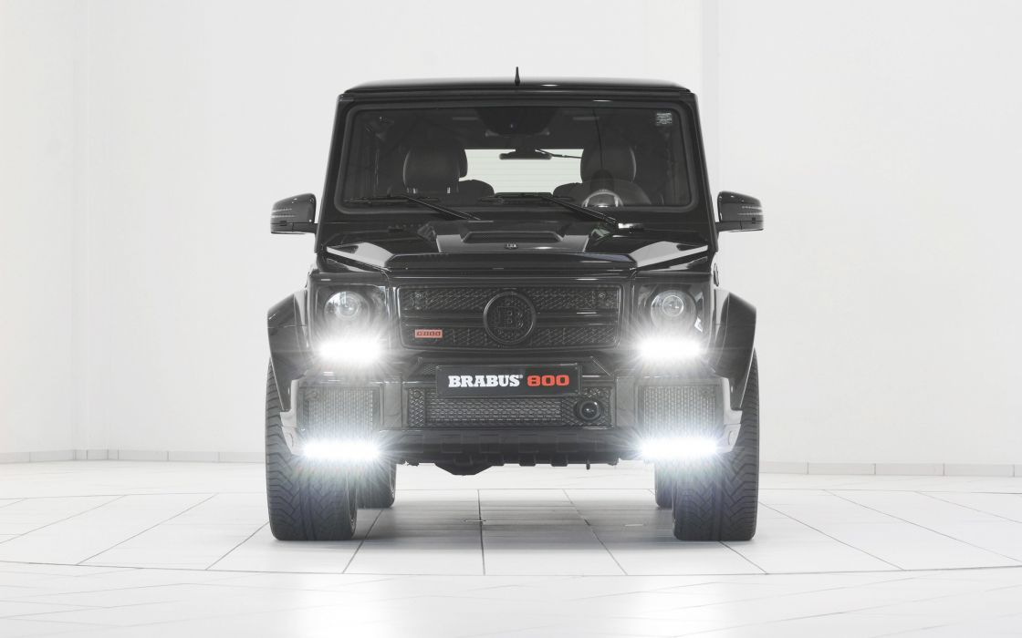 2014 Brabus Mercedes Benz G65 800 iBusiness suv tuning  r wallpaper