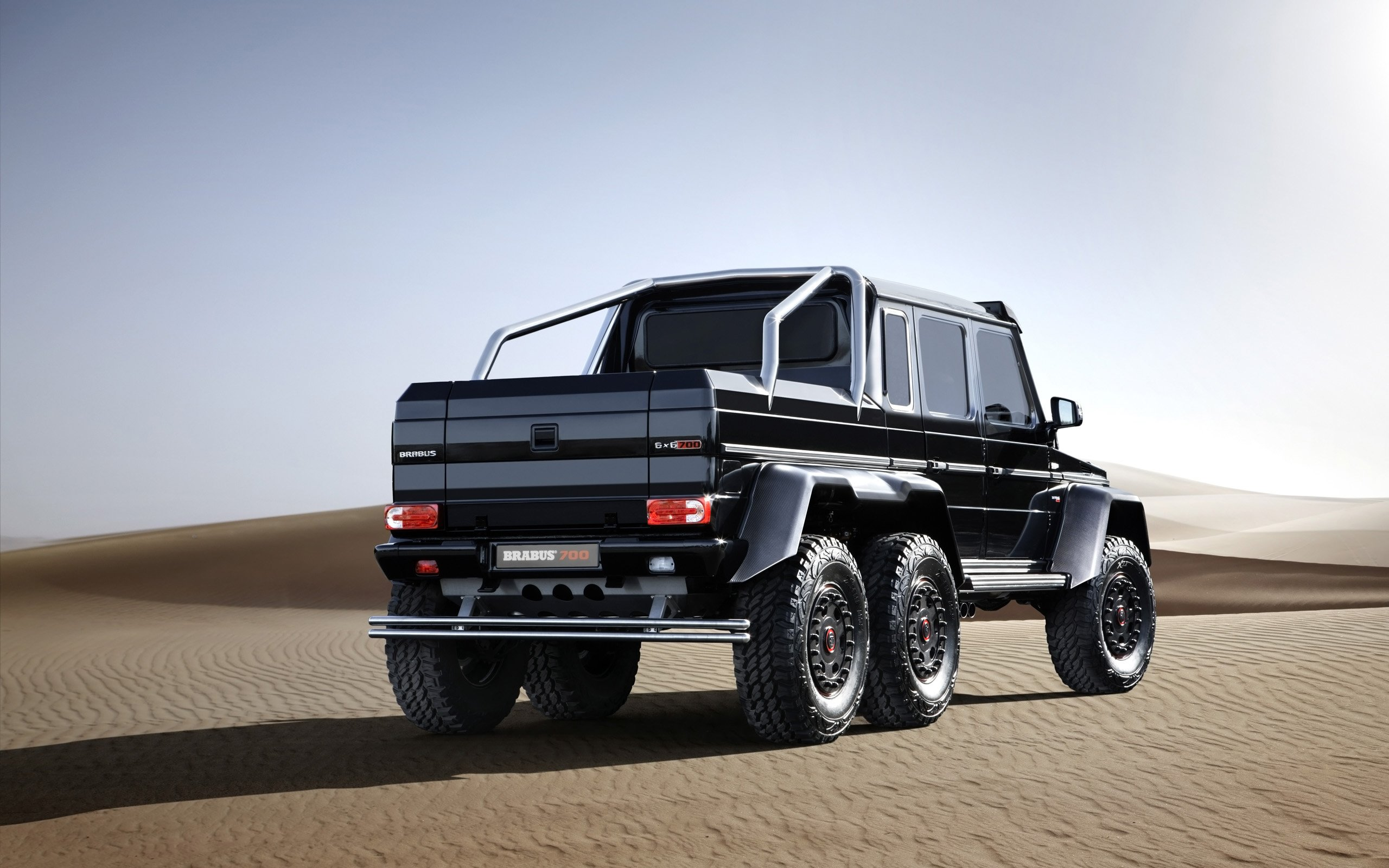 2014 brabus mercedes benz b63s 700 6x6 pickup suv tuning offroad f wallpaper 2560x1600. Black Bedroom Furniture Sets. Home Design Ideas