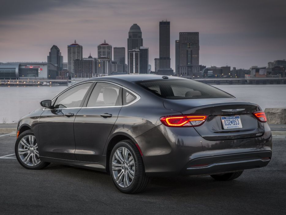2014 Chrysler 200 Limited (U-F)      f wallpaper