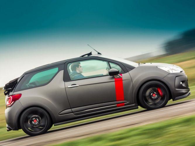 2014 Citroen DS3 Cabrio Racing UK-spec race gq wallpaper