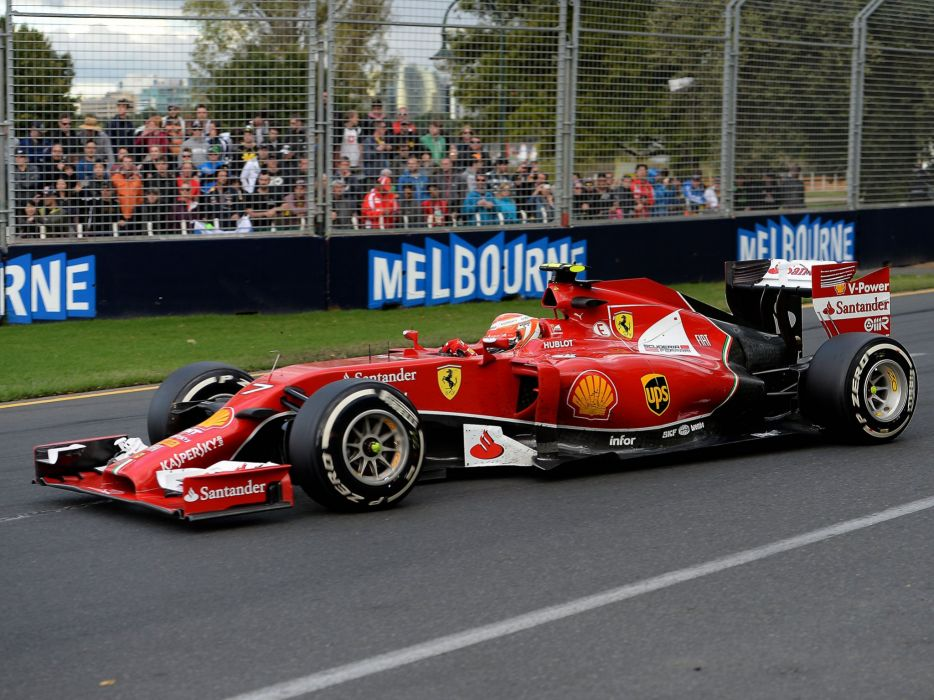2014 Ferrari F14 T f-1 formula race racing   e wallpaper