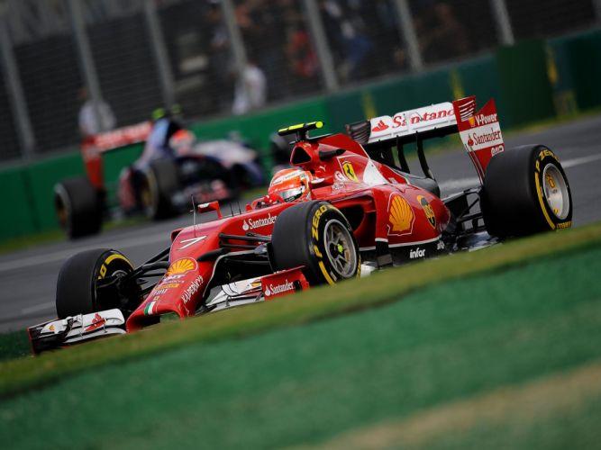 2014 Ferrari F14 T f-1 formula race racing g wallpaper