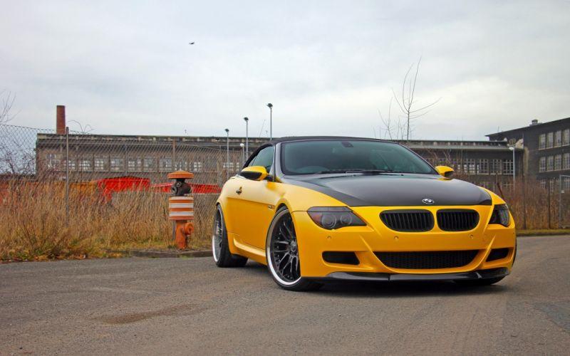 2014 Fostla BMW M-6 Convertible tuning (3) wallpaper