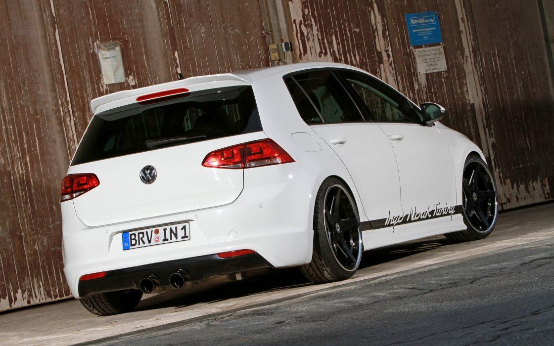 2014 Ingo-Noak-Tuning Volkswagen Golf VII tuning  f wallpaper