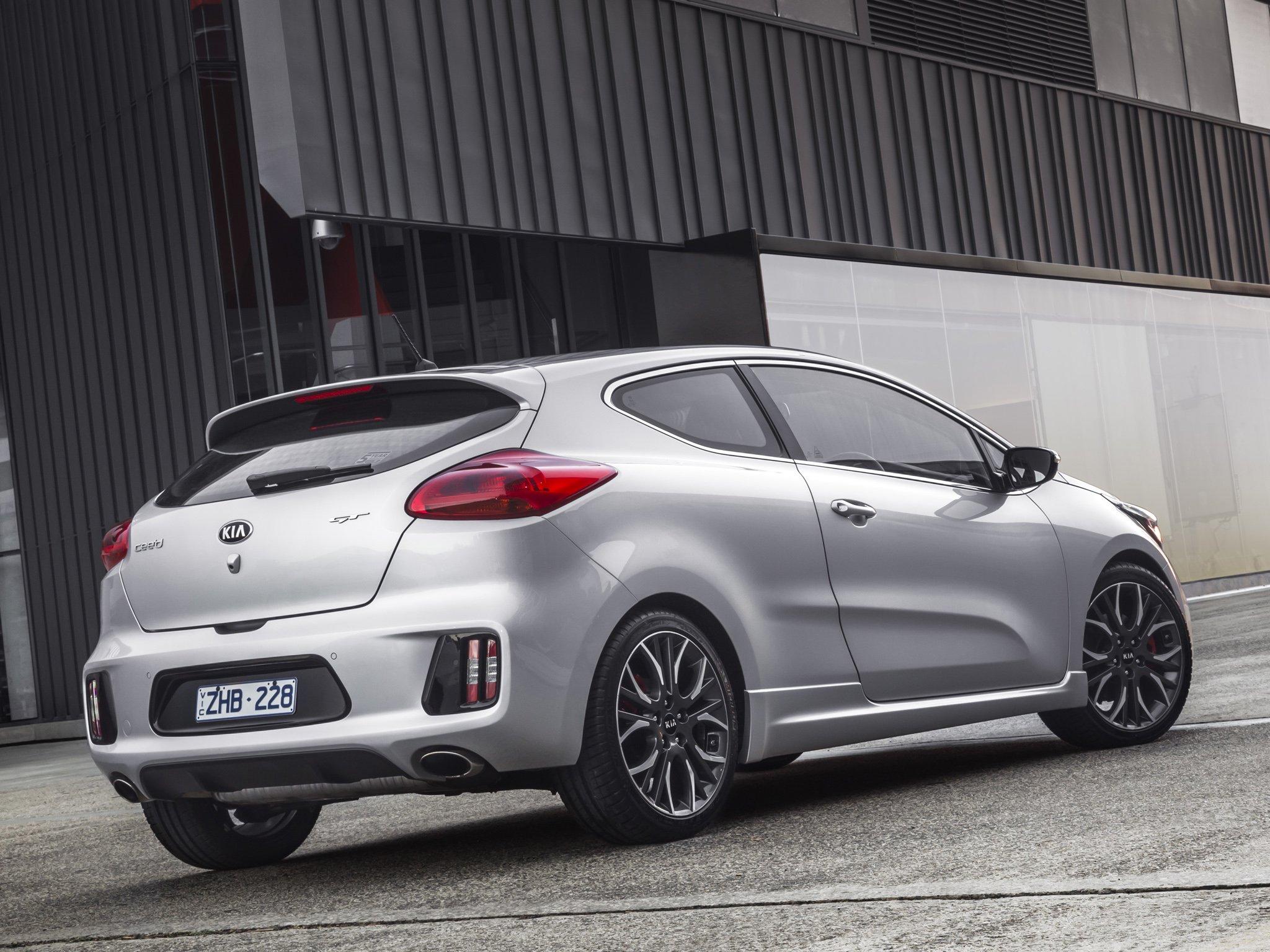Model 2014 Kia Proceed GT AUspec Pro Ceed H Wallpaper