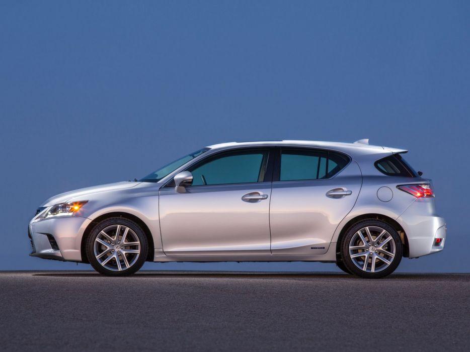 2014 Lexus C-T 200h  gd wallpaper