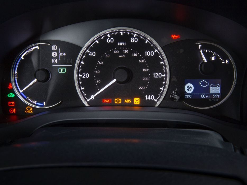 2014 Lexus C-T 200h F-Sport interior       f wallpaper