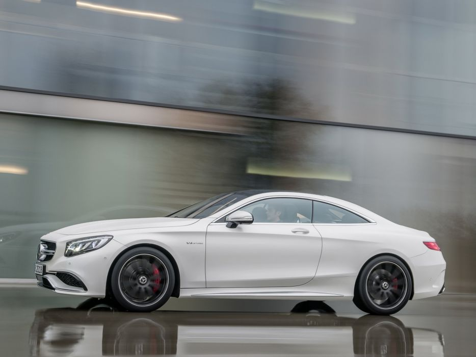 2014 Mercedes Benz S63 AMG Coupe (C217) n wallpaper